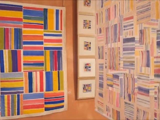 """Exposition Itinéraires : """"i comme..."""", Galerie Ecu de France, Viroflay, nov-dec 2012"""