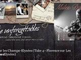 Miles Davis - Nuit sur les Champs-Elysées - Take 4 - Florence sur Les Champs-Elysées