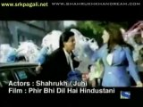 Movers @ Shakers - @iamsrk & Juhi Chawla Interview 2000 Pt2