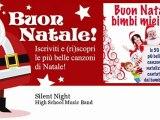 High School Music Band - Silent Night - Natale