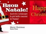 Santa Claus - Merry Christmas - Natale
