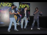 Trailer Launch of ABCD (Any Body Can Dance) Indi​a's 1st 3D dance film
