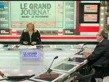 27/11 BFM : Le Grand Journal d'Hedwige Chevrillon - Angel Gurría et Didier Quillot 2/4