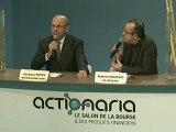 Actionaria 2012 : Agora des Présidents de SÉCHILIENNE-SIDEC - Jacques PETRY, Présidents-Directeur général