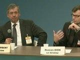 Actionaria 2012 : Agora des Présidents de SOLUCOM - Pascal IMBERT, Président