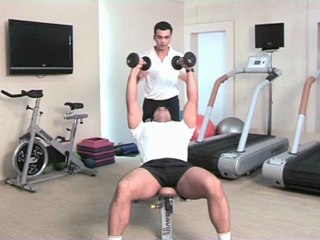 Best Chest Workout ShortCuts: Inclined Dumbbell Chest Flies