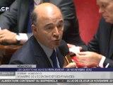 """Reportages : Le lapsus de Pierre Moscovici : """"ce mécanisme est efficace parce qu'il ne génère pas d'emplois"""""""