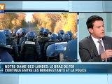 Manuel Valls : l'invité de Ruth Elkrief