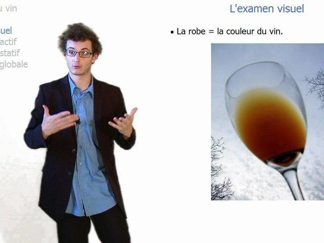 Le lexique du vin