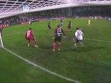 But Bafetimbi GOMIS (72ème) - Olympique de Marseille - Olympique Lyonnais (1-4) - saison 2012/2013