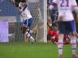 But Bafetimbi GOMIS (34ème) - Olympique de Marseille - Olympique Lyonnais (1-4) - saison 2012/2013