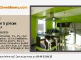 A vendre - maison - Poitiers (86000) - 5 pièces - 105m²