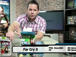 Unboxing Far Cry 3 Insane Edition de Far Cry 3