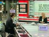 28/11 BFM : Le Grand Journal d'Hedwige Chevrillon - François Brottes et Jérôme Chartier 4/4