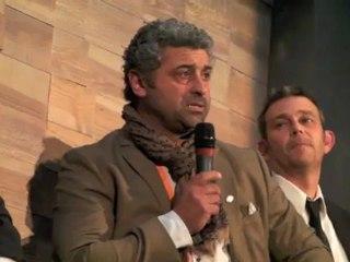 Mondial de l'huître : Olivier Laban, président des ostréiculteurs du bassin d'Arcachon, nous donne une petite leçon d'histoire-géo !