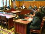 Rencontre du Président Ali Bongo Ondimba avec les parlementaires britanniques à Londres