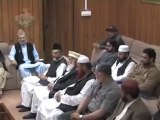 Maulana Tariq Jameel visit Minhaj ul Quran International in 2012 and commented about -Shaykh-ul-Islam- Dr Muhammad Tahir-ul-Qadri