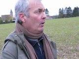 Courcelles-Epayelles: attention, encore de nombreux obus de la Grande Guerre