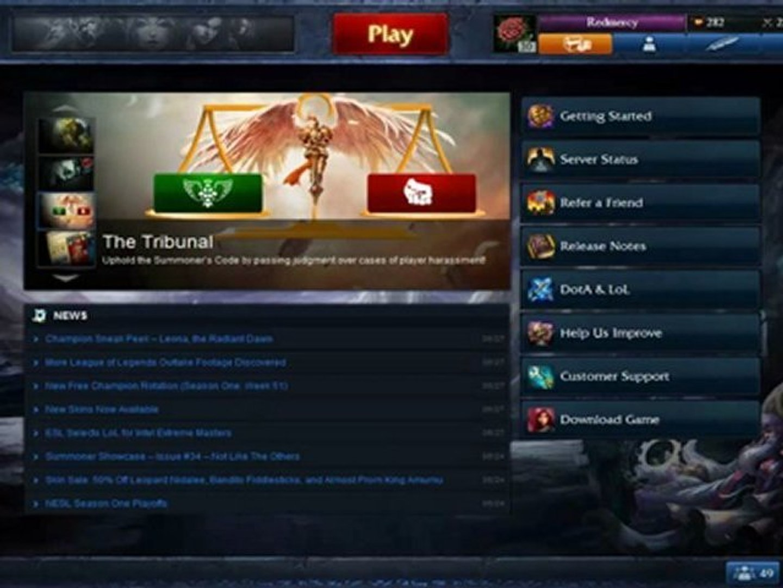 League of Legends - Udyr Tutorial Link