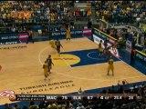 Highlights: Maccabi Electra Tel Aviv-Elan Chalon