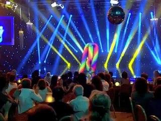 Slinkyman in Turkey ~ En Büyük Show