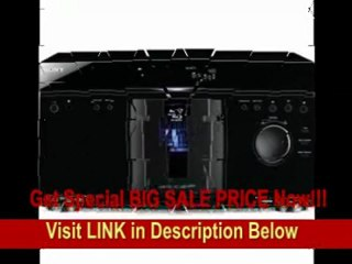 [BEST PRICE] Sony BDP-CX960 400-Disc Blu-Ray Disc Changer