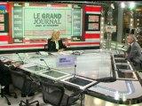 29/11 BFM : Le Grand Journal d'Hedwige Chevrillon -  Alain Rousset et Bernard Van Craeynest 3/4