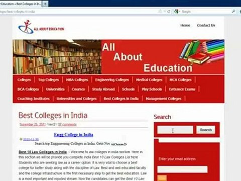best colleges in india