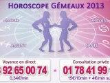 Horoscope gémeaux 2013, horoscope 2013 gratuit