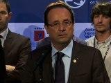 Allocution lors du passage au Pavillon France de la conférence des Nations-Unies sur le développement durable
