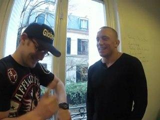 Interview de GSP à Paris - 30 novembre 2012