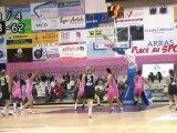 Euroligue 2012 - 2013 - basket féminin - Arras – Fenerbahce