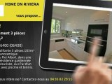 A vendre - appartement - cannes 06400 (06400) - 3 pièces -