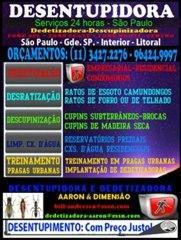 _Dedetização São Paulo-11-3427-2276-Orçamentos Via Fone-96424-9997(tim)-
