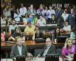 Dep Fed Jean Wyllys revela a demagogia do Pastor Malafaia JATINHO na Comissao da Camara 27/11/2012