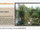 A vendre - appartement - Sainte Geneviève des bois (91700)