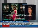 Kareena Unplugged. Talking about her role choices after marriage!