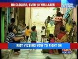 Gujarat riots victims demand justice
