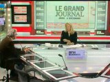 06/12 BFM : Le Grand Journal d'Hedwige Chevrillon - Dominique Cerutti et Jean-Claude Mailly 3/4