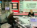 06/12 BFM : Le Grand Journal d'Hedwige Chevrillon - Dominique Cerutti et Jean-Claude Mailly 4/4