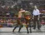 (04.28.1998)  Booker T vs. Eddie Guerrero with Chavo Guerrero Pt. 2