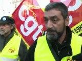 Manifestation contre le chômage et la précarité à Paris