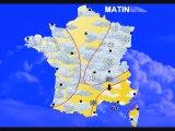 Météo 2 décembre 2012: Froid et neige dans l'Est, un redoux dans l'Ouest !
