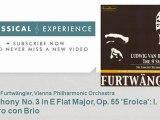 Ludwig Van Beethoven : Symphony No. 3 in E Flat Major, Op. 55 'Eroica' : I. Allegro con Brio