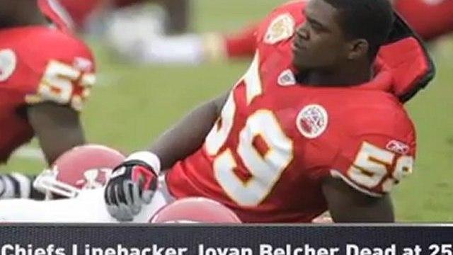 Chiefs' Belcher Kills Girlfriend, Self