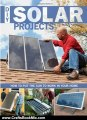 Crafts Book Review: DIY Solar Projects: How to Put the Sun to Work in Your Home by Eric Smith