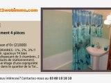A vendre - appartement - Dijon Toison d'Or (21000) - 4 pièc