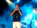 David DeMaría - Enamorada (Concierto Fiestas Colombinas de Huelva 2012)