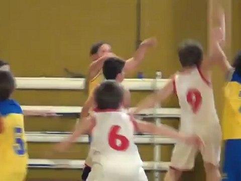 Basket Poussin - Elan Chalon 3 vs Mervans
