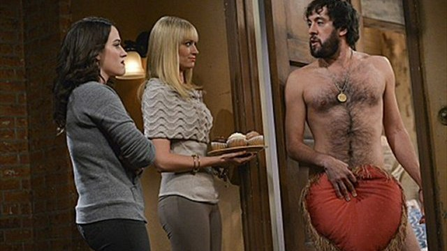 2 Broke Girls Season 2 Episode 8 'And the Egg Special' Part 2.2